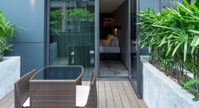 30 Bencoolen - Singapore - Parveke
