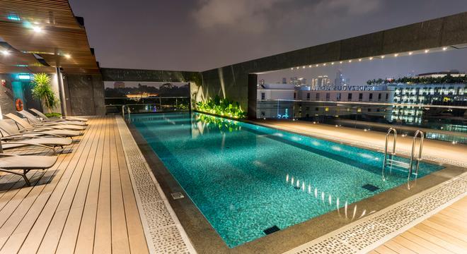 30 Bencoolen - Singapore - Pool