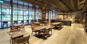 30 Bencoolen - Singapur - Restoran