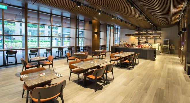 30 Bencoolen - Singapore - Restaurant