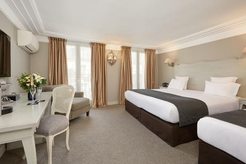 Hôtel Louvre Montana - Paris - Bedroom