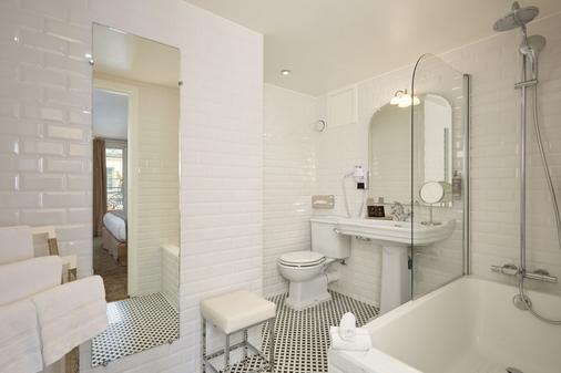 Hôtel Louvre Montana - Paris - Bathroom