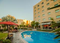 Hotel Lucerna Hermosillo - Hermosillo - Widok na zewnątrz