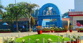 Aapno Ghar Resort - Gurugram - Outdoor view