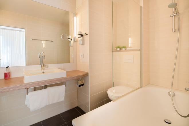 肯尼格索夫酒店 - 多特蒙德 - 多特蒙德 - 浴室
