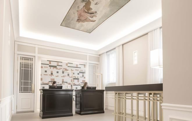 1874 卡斯特里宮酒店 - 佛羅倫斯 - 佛羅倫斯 - 櫃檯