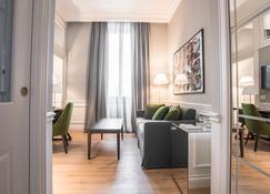 Palazzo Castri 1874 - Florence - Living room