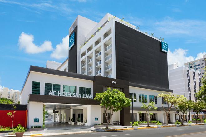 Radisson Ambassador Plaza Hotel & Casino San Juan - San Juan - Edificio