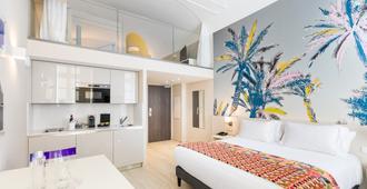 Palais Saleya Boutique hôtel - Nice - Phòng ngủ