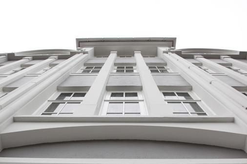 桑德霍特爾酒店 - 雷克雅未克 - 建築