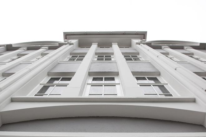 桑德霍特爾酒店 - 雷克雅維克 - 建築