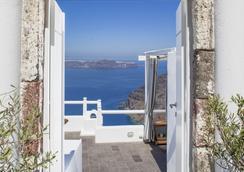 米爾典雅套房酒店 - 聖托里尼 - 費羅史戴芬妮 - 室外景