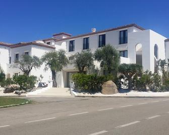 Hotel La Vecchia Marina - Arbatax - Building