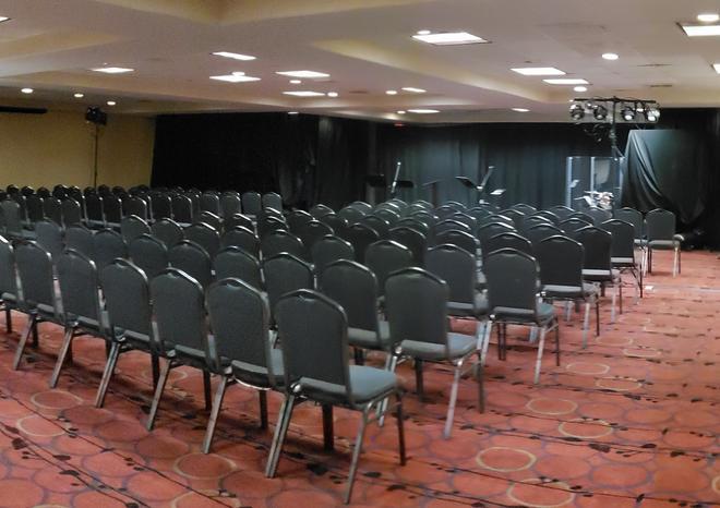 巴吞魯日lsu會議中心紅頂飯店 - 巴吞魯日 - 會議室