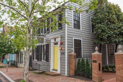 The Avery Georgetown - Ουάσιγκτον - Κτίριο