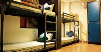 Stops Hostel - Niu Đê-li - Phòng ngủ