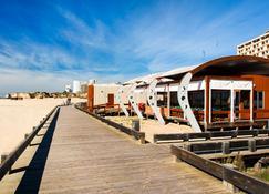 Hotel Algarve Casino - Portimão - Außenansicht