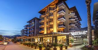 Kleopatra Ada Beach Hotel - Alanya - Toà nhà