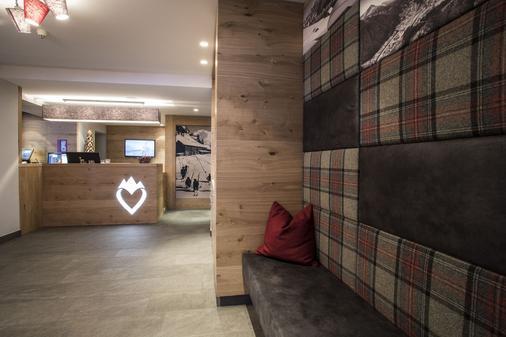 Hotel Valentin - Sölden - Vastaanotto
