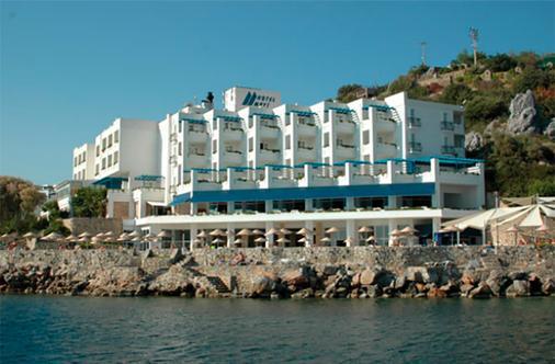 Mavi Kumsal Hotel - Bodrum - Rakennus