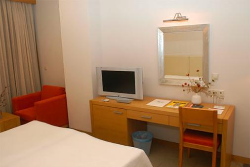 Mavi Kumsal Hotel - Bodrum - Makuuhuone