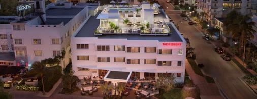 The Redbury South Beach - Bãi biển Miami - Toà nhà
