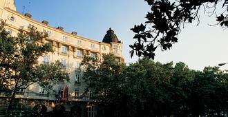 Mandarin Oriental Ritz Madrid - Madrid - Edificio
