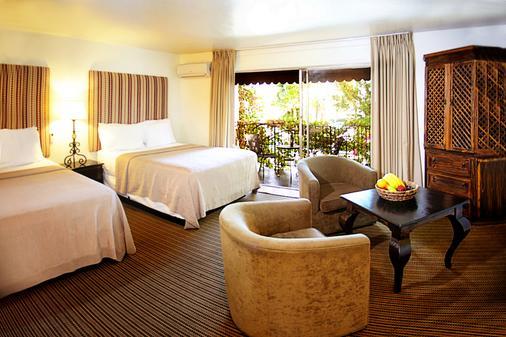 Hotel Pepper Tree Boutique Kitchen Studios - Anaheim - Anaheim - Bedroom