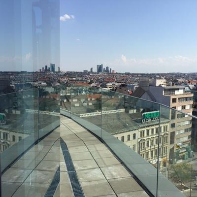 Ruby Marie Hotel Vienna - Vienna - Balcony