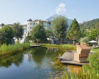 Familienparadies Sporthotel Achensee - Achenkirch - Outdoors view
