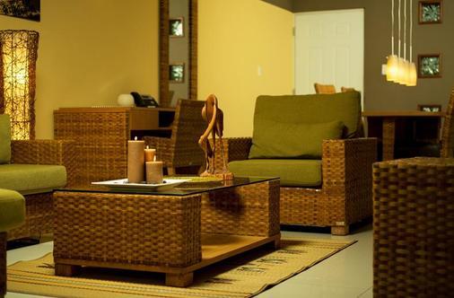 杰卡納亞馬遜療養度假酒店 - 帕拉馬里博 - 大廳