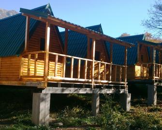 Rafting Resort HUM - Bastasi - Building