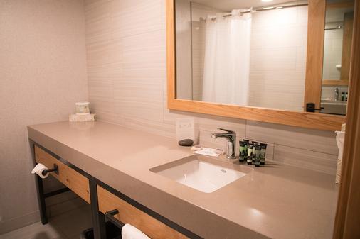 Tunnel Mountain Resort - Banff - Phòng tắm