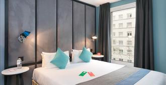 Quality Hotel & Suites Bercy Bibliothèque by HappyCulture - Paris - Bedroom