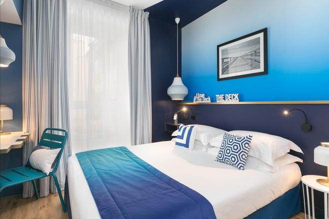 The Deck Hotel by HappyCulture - Nizza - Camera da letto