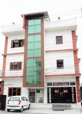 Hotel Aanandan Residency - Dehradun - Building