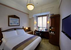 香港銅鑼灣利景酒店 - 香港 - 臥室
