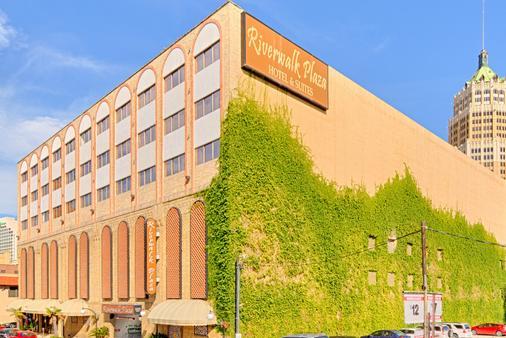 Riverwalk Plaza Hotel - San Antonio - Rakennus