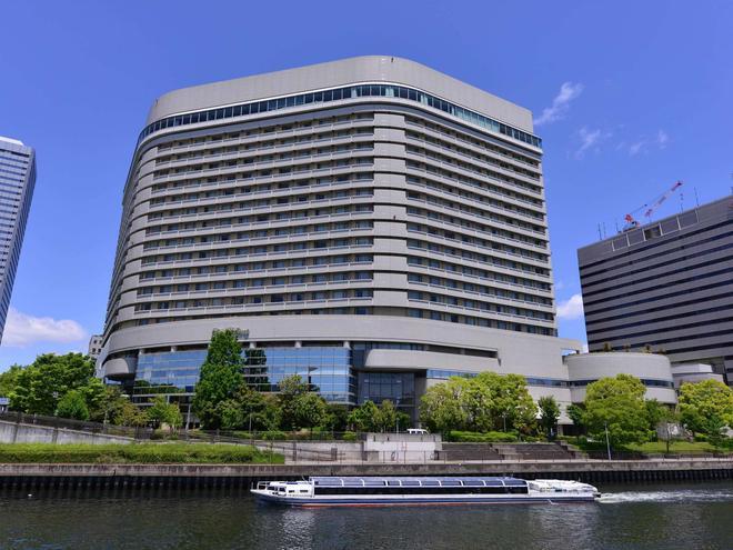 Hotel New Otani Osaka - Οσάκα - Κτίριο