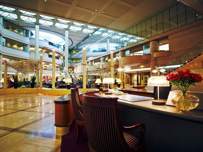Hotel New Otani Osaka - Οσάκα - Ρεσεψιόν