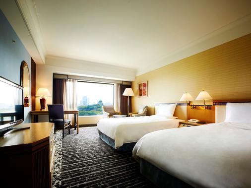 大阪新大谷酒店 - 大阪 - 臥室