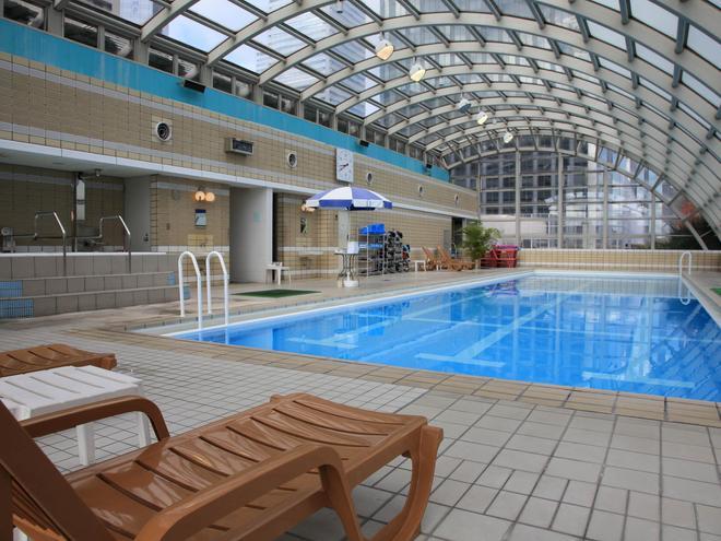 大阪新大谷飯店 - 大阪 - 游泳池
