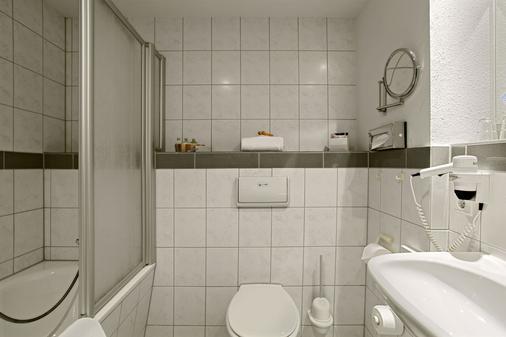 Best Western Hotel Dortmund Airport - Dortmund - Bathroom