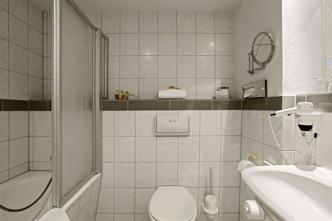 多特蒙德機場貝斯特韋斯特酒店 - 多特蒙德 - 多特蒙德 - 浴室