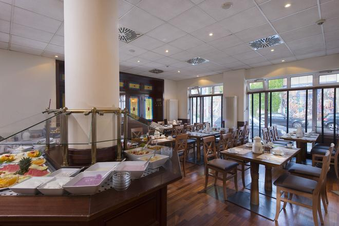 Best Western Hotel Mannheim City - Mannheim - Thức ăn