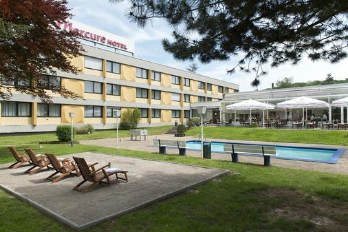 Mercure Hotel Saarbrücken Süd - Saarbruecken - Building