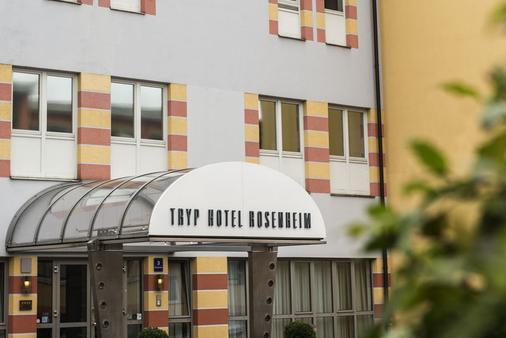 Tryp By Wyndham Rosenheim - Rosenheim - Building