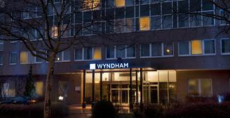 Wyndham Hannover Atrium - Hanóver - Edificio