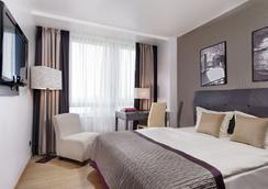 City Hotel Hamburg Mitte - Hampuri - Makuuhuone