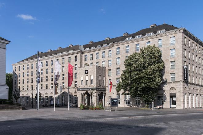 杜伊斯堡市施泰根貝格爾酒店 - 杜伊斯堡 - 杜伊斯堡 - 建築